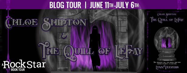 CHLOE SHIPTON & THE QUILL OF LEFAY