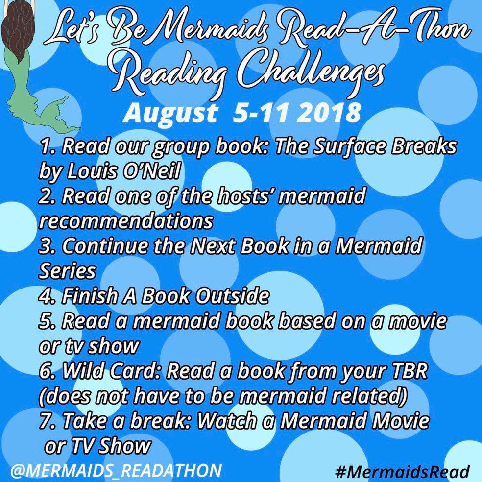 Mermaids Read