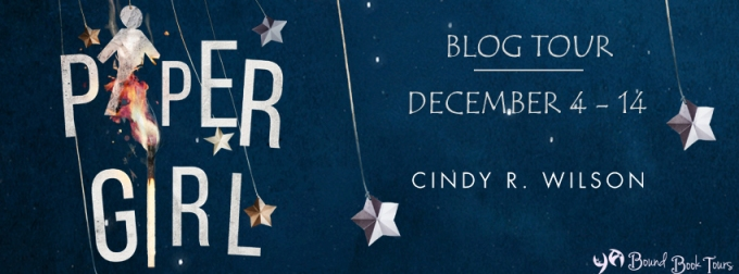 Paper Girl tour banner