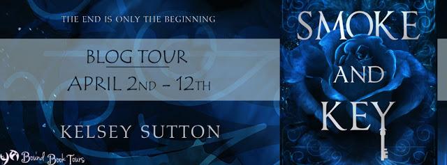 Smoke and Key tour banner