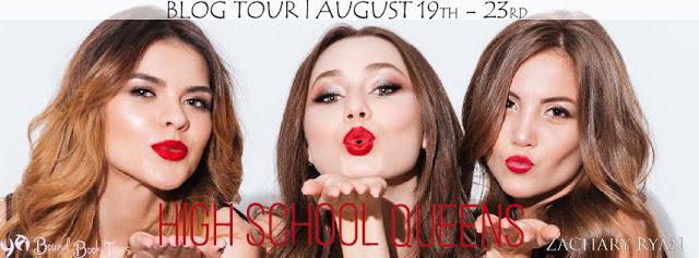 High School Queens tour banner